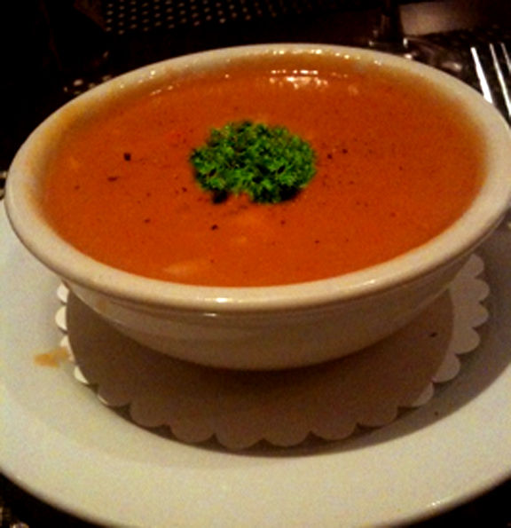 Sherried Tomato Seafood Bisque picture