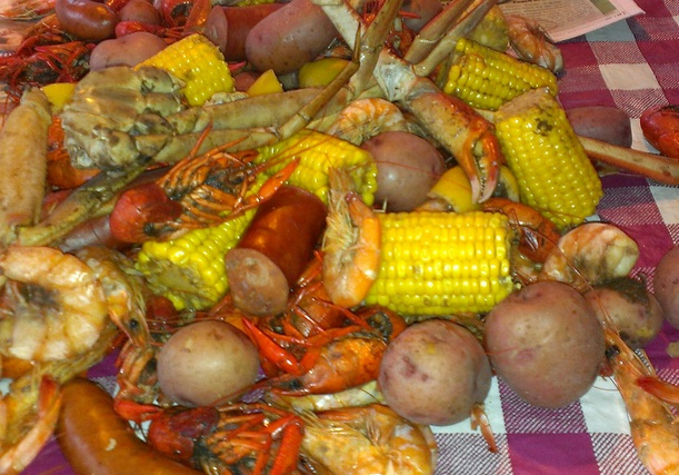 Low Country Seafood Boil picture
