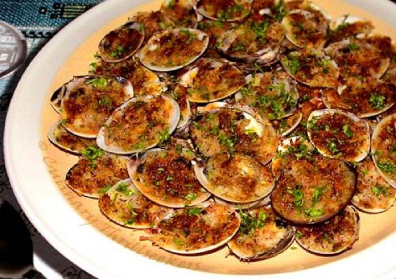 Seashore Stuffed Clams picture