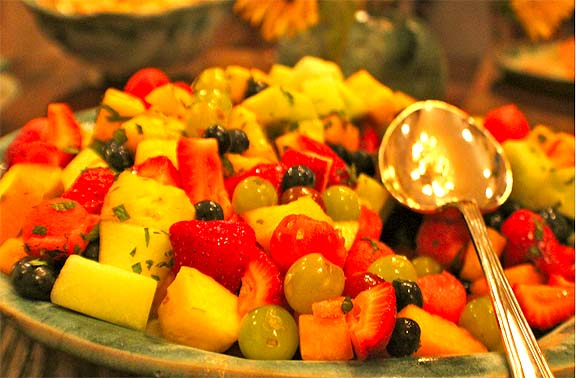 Seasonal Fruit Salad picture