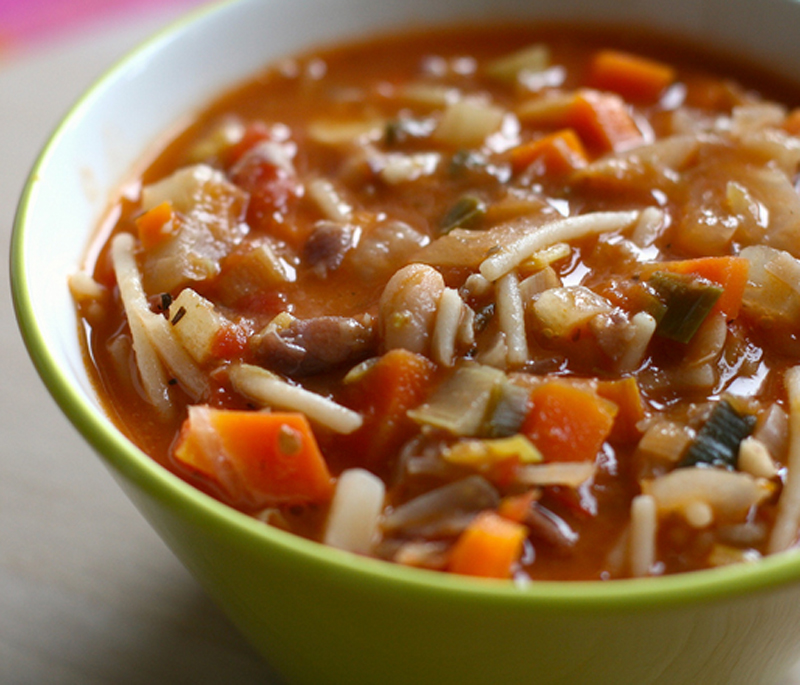 Seasoned Minestrone picture