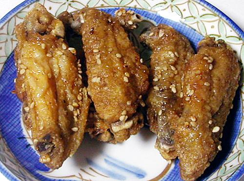 Sesame Chicken Wings picture