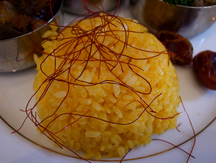 Saffron Rice picture