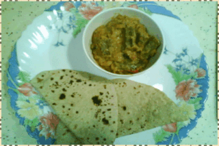 Bhindi Curry With Khuskhus picture