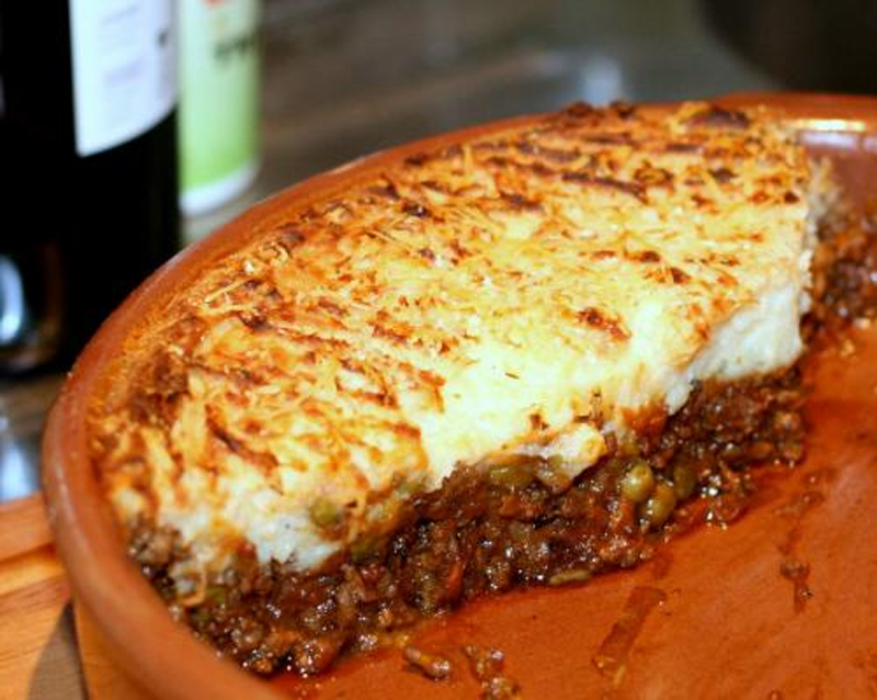 Chunky Shepherds Pie picture