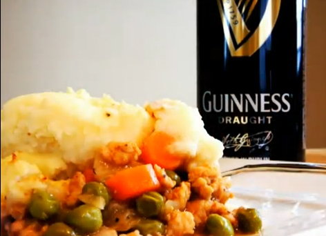 Shepherd's Pie with Guinness picture