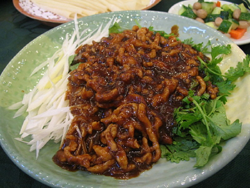 Shredded Pork Saute picture