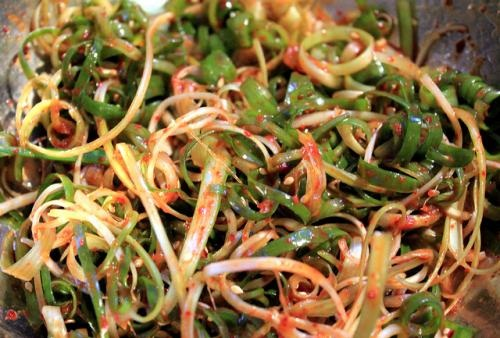 Shredded Tossed Greens picture