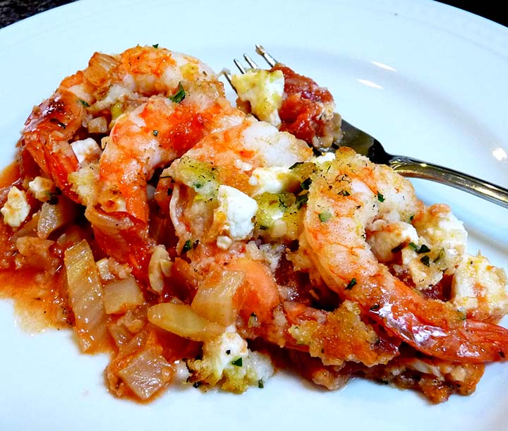 Shrimp And Feta picture