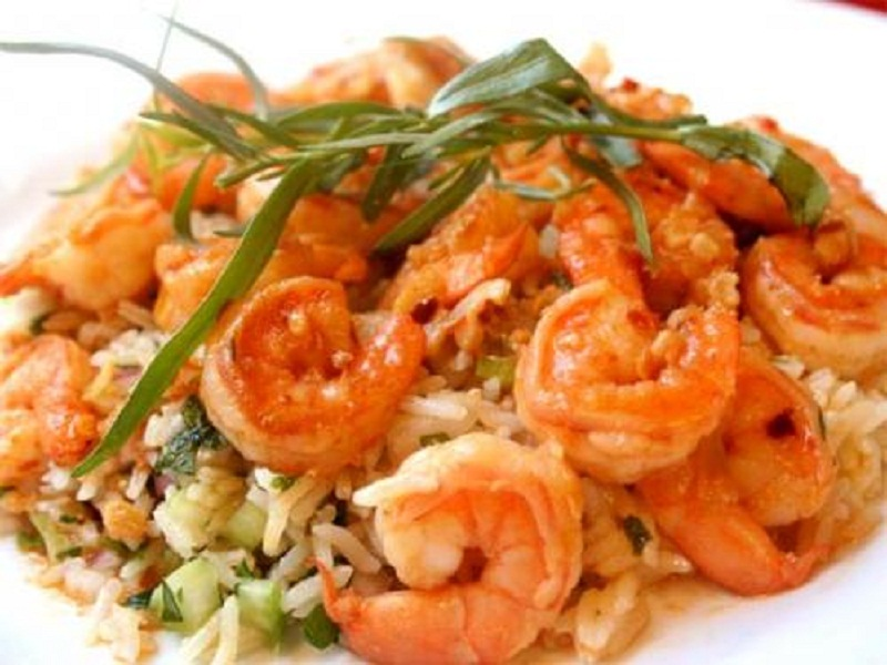 Shrimp And Rice Salad picture