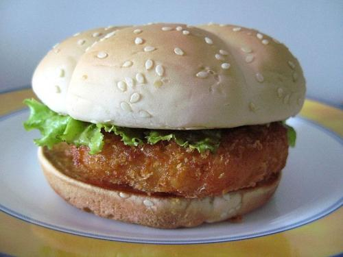 Thai Shrimp Burgers picture