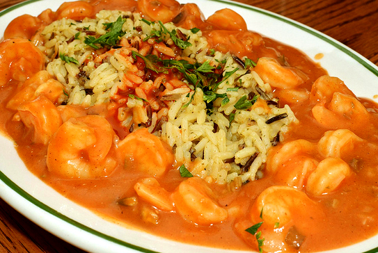 Shrimp Etouffee picture