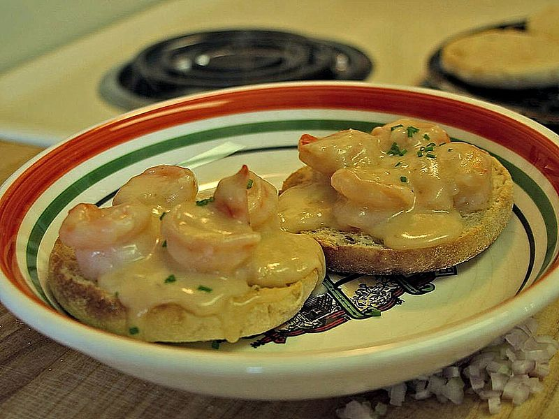 Jiffy Shrimp Newburg picture