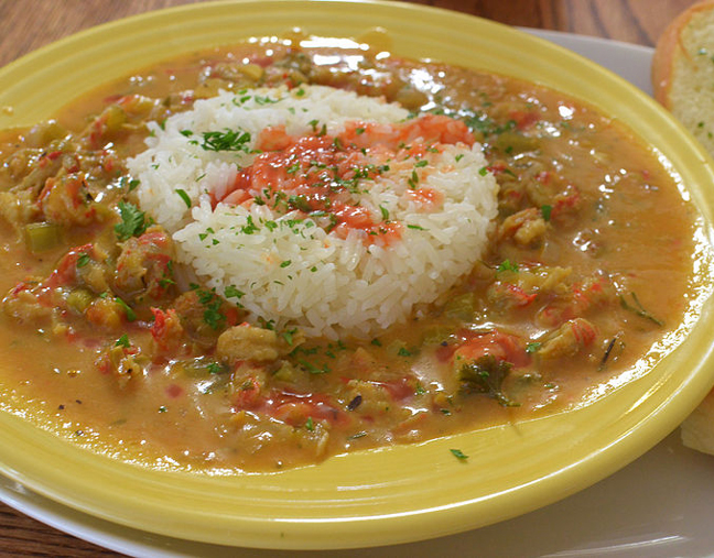 Shrimp Or Crawfish Etouffee picture