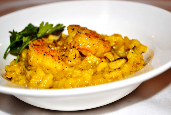 Fresh Shrimp Risotto picture