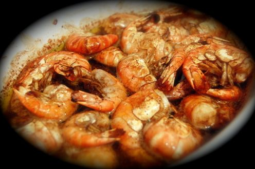 Baked Shrimp picture