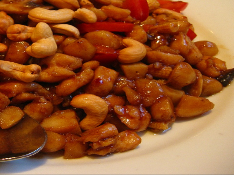 Sichuan Cashew Chicken picture