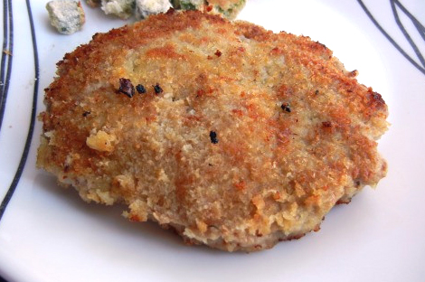 Skillet Turkey Cutlets Parmesan picture