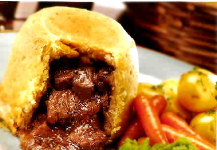Steak And Kidney Pudding picture