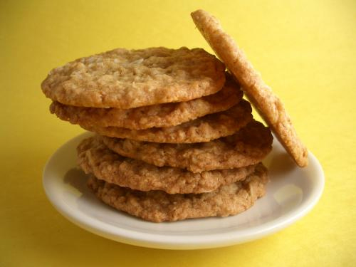 Slice And Bake Oatmeal Cookies picture