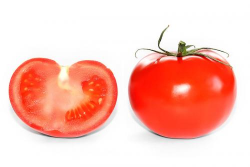 Marinated Sliced Tomatoes picture