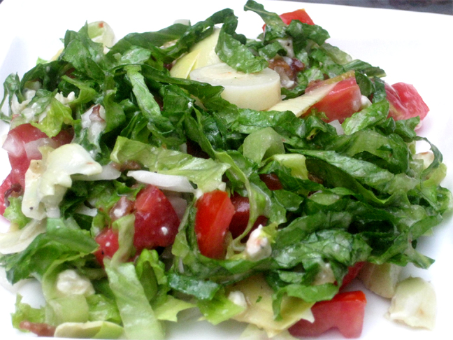 Slimmer's Danish Salad picture