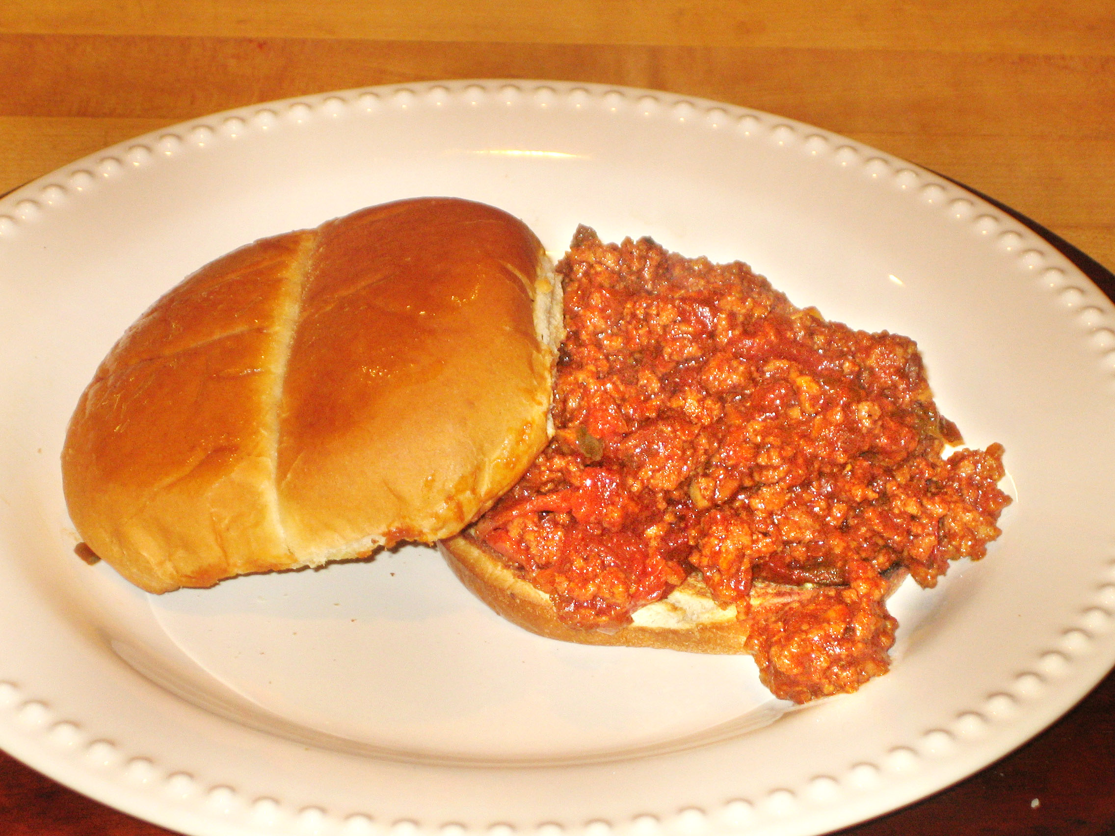 A Blast from the Past, Only Better! Sloppy Joes picture