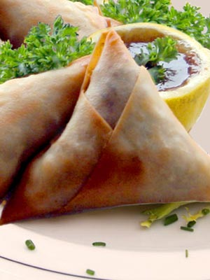 Shingara (Samosa) picture