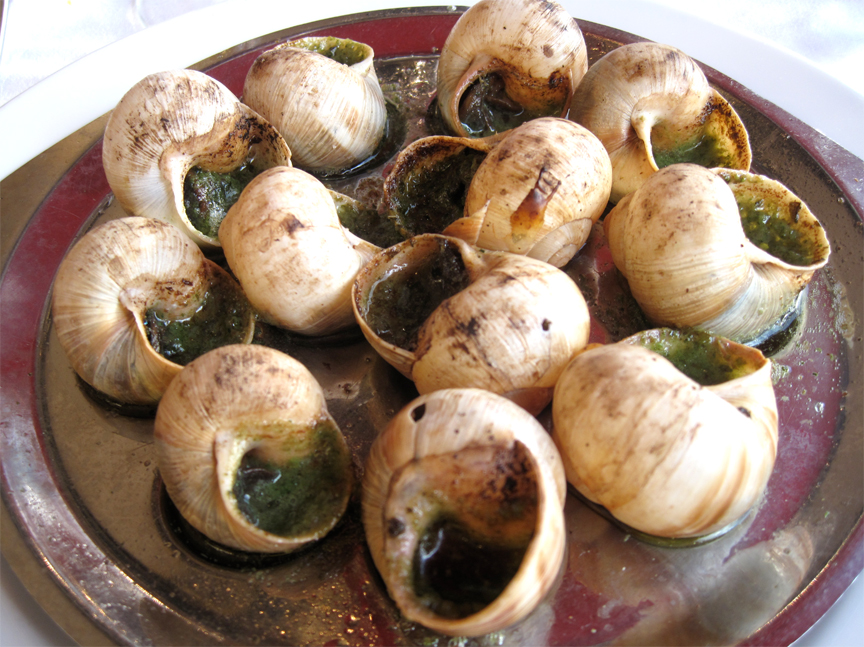 Snails in Garlic Butter picture