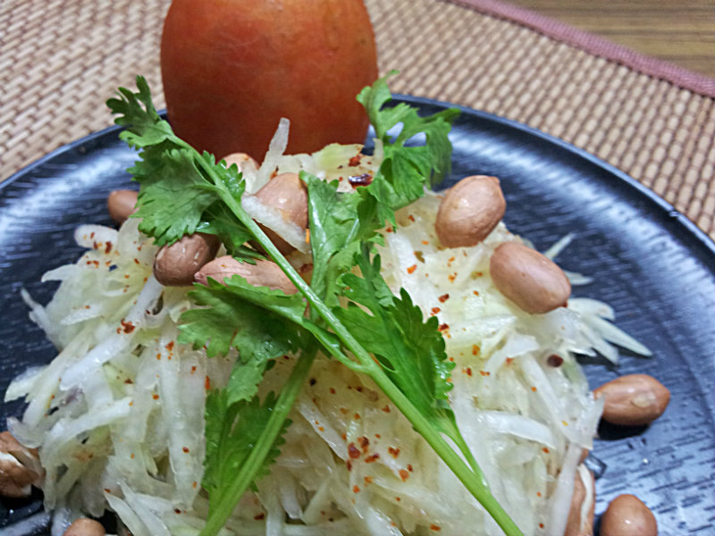 Som Tam (Thai Papaya Salad) picture