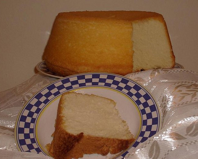 Sour Cream Coconut Cake picture