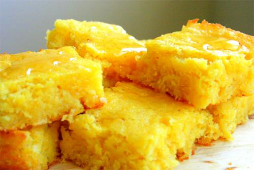 Sour Cream Cornbread picture