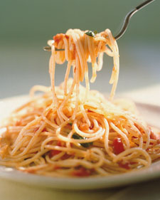 Perfect Spaghetti with Tomato Sauce picture