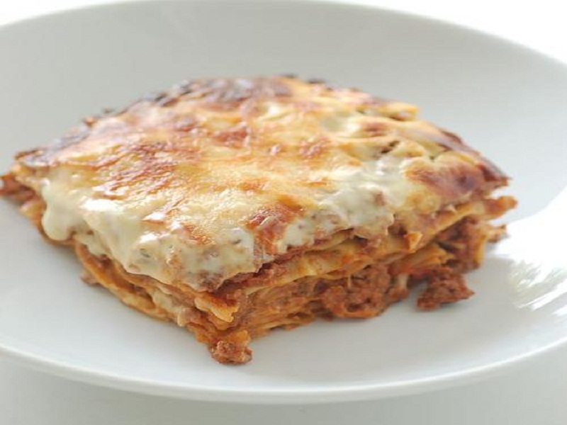 Spam Lasagna picture
