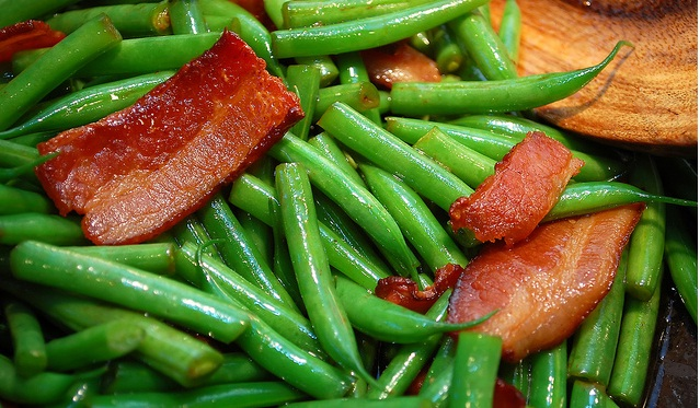 Spanish Green Beans picture