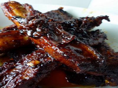 Bean Sauced Spareribs picture