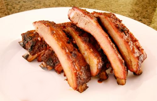 Special Barbecued Ribs picture