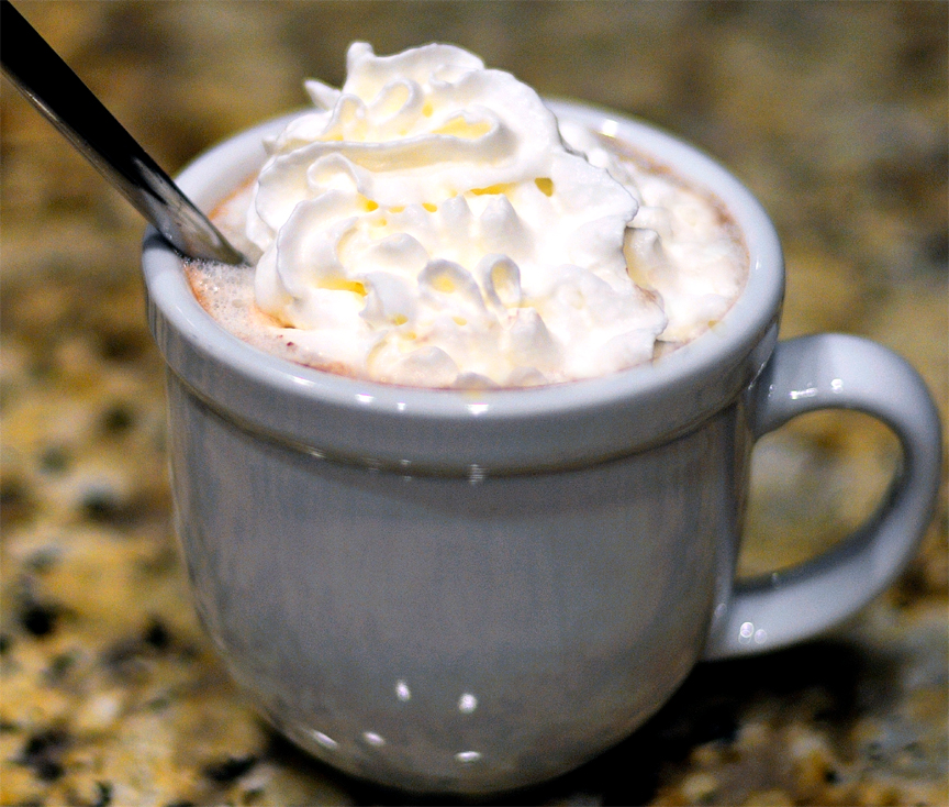 Special Hot Chocolate picture