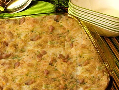 Spiced Cabbage Casserole picture