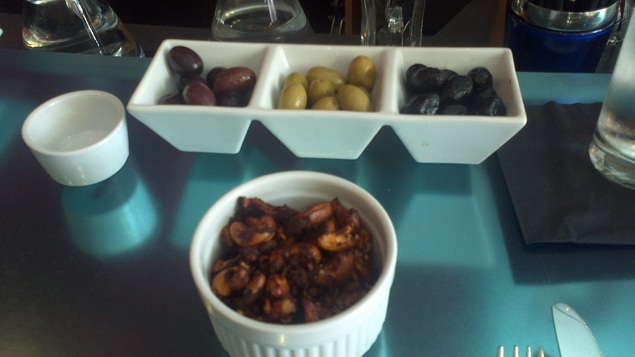 Spiced Cashews picture