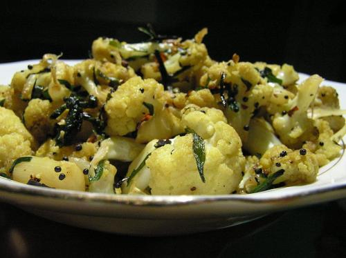 Spiced Cauliflower picture