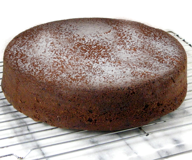 Spiced Chocolate Cake picture