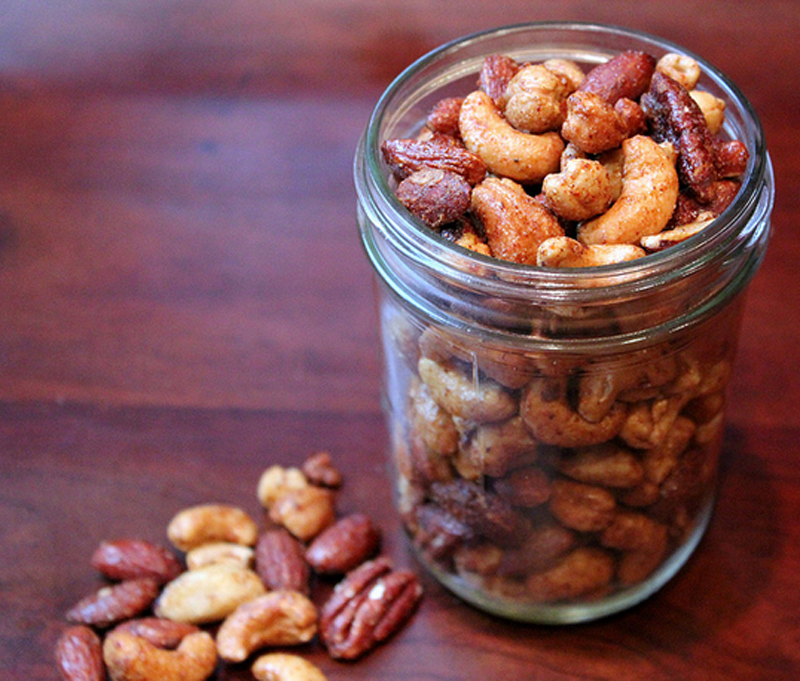 Spiced Mixed Nuts picture