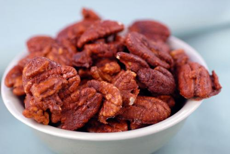 Sweet And Spicy Pecans picture