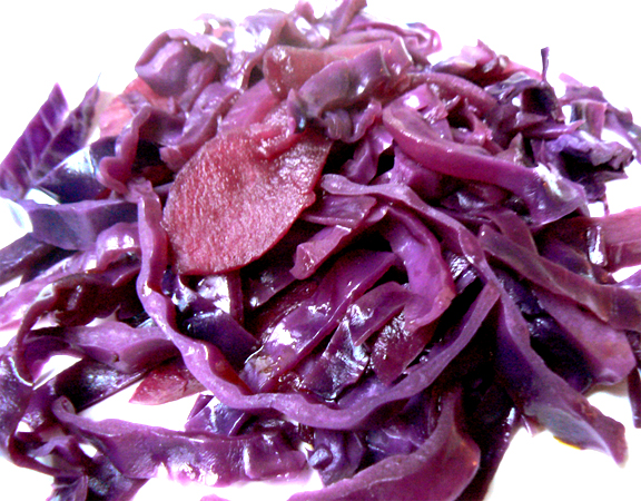 Spiced Red Cabbage picture