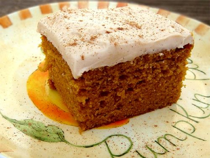 Spiced Squash Pudding picture