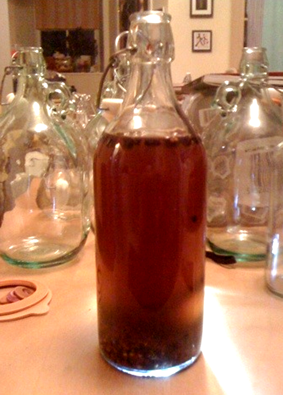 Spiced Vinegar picture