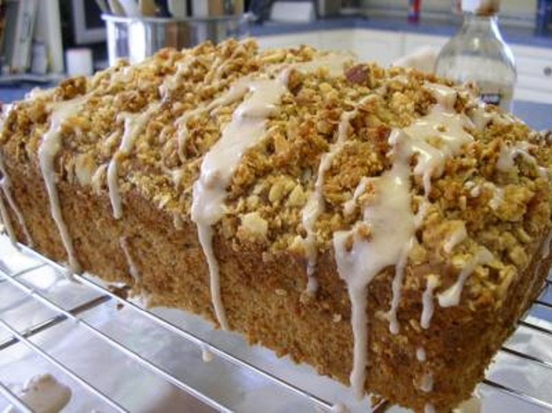 Spicy Apple Bread picture