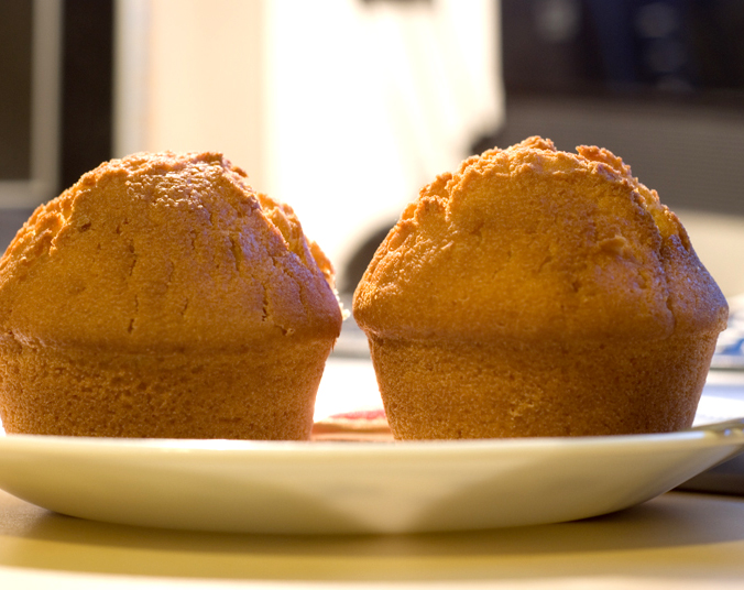 Spicy Corn Muffins picture