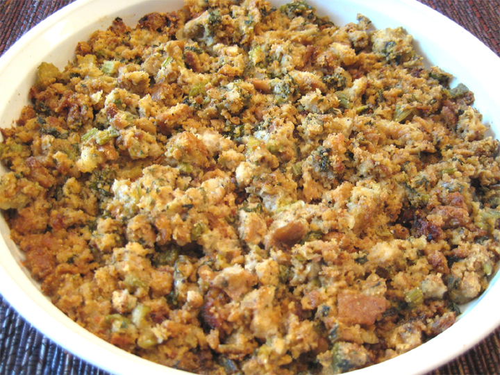 Spicy Cornbread Stuffing picture